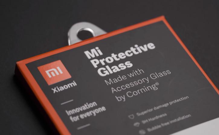 Xiaomi выпустила фирменные защитные стёкла с защитой от подделки