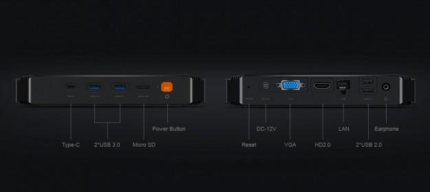 CHUWI выпустит на Amazon недорогой многофункциональный мини-ПК HeroBox