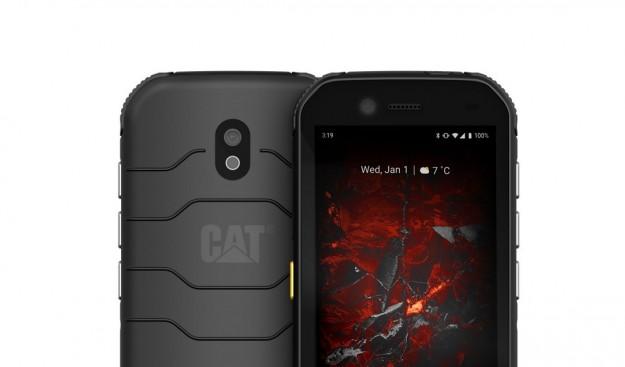 На CES представили новый защищенный смартфон Cat S32