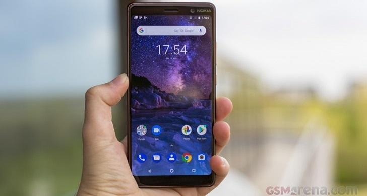 Три смартфона Nokia получили Android 10