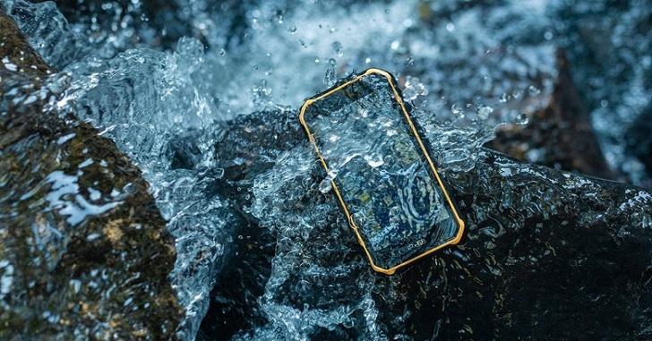 Ulefone анонсировала первый в мире защищённый смартфон на Android 10