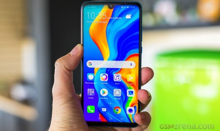 Huawei P30 Lite получит Android 10