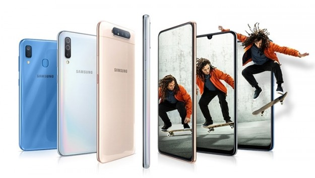 Раскрыты подробности о смартфонах среднего уровня Samsung Galaxy A31 и A41