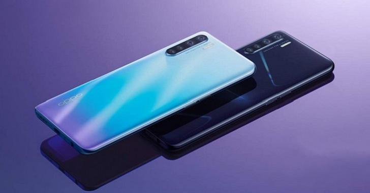 Анонсирован смартфон OPPO F15