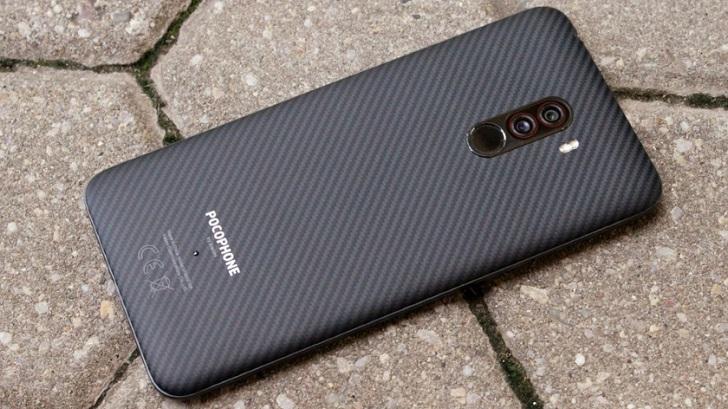 Pocophone F1 получил Android 10