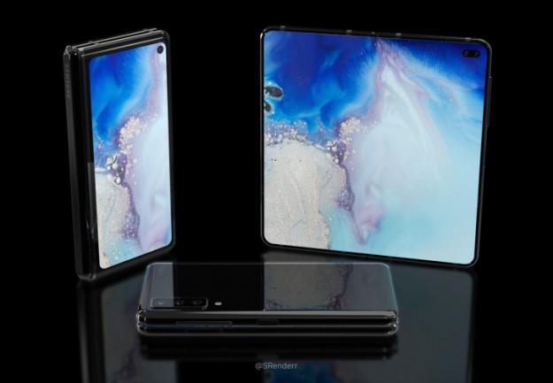 Стали известны характеристики и сроки выхода Samsung Galaxy Fold 2