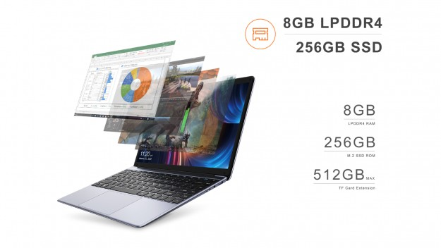 Обновленный HeroBook Pro теперь продается за 9