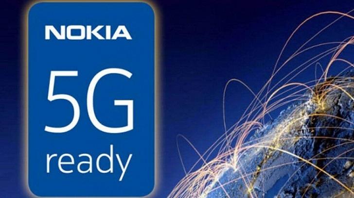 В Сети появились характеристики и цена Nokia 8.2 5G