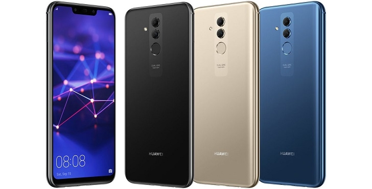 Huawei Mate 20 Lite обновили до EMUI 10