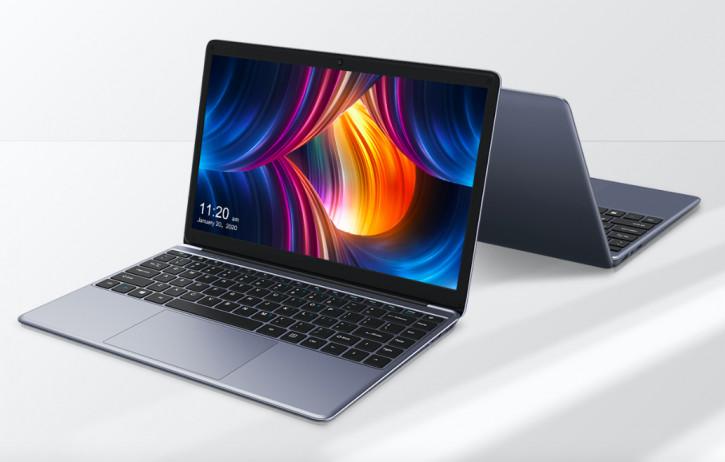 Chuwi HeroBook Pro – компактный ноутбук с IPS и SSD за $249