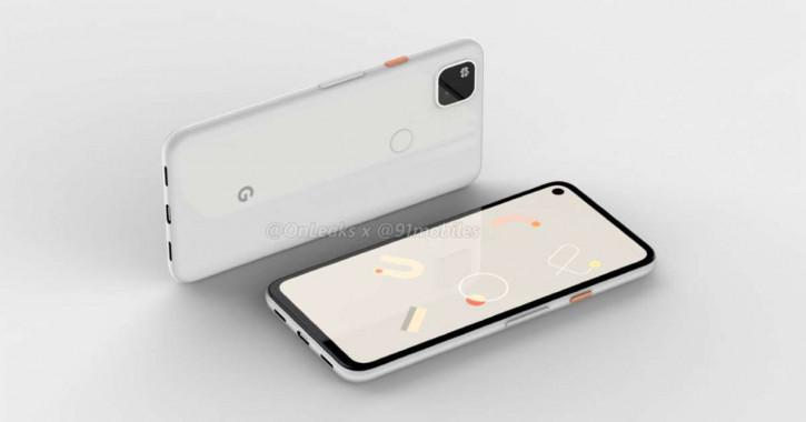 Google интригует двумя среднебюджетными смартфонами Pixel