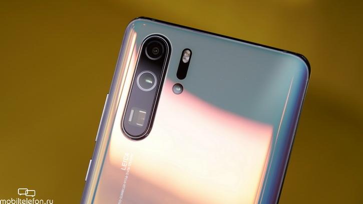 Очень большой! Новые детали по сенсору камеры Huawei P40 Pro