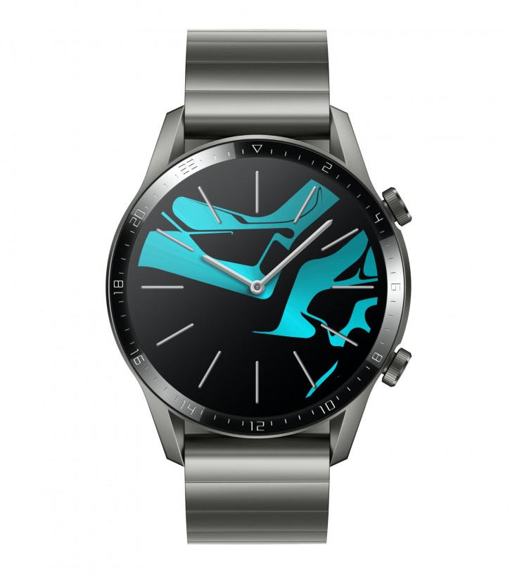 Huawei представила в России премиум-версию Watch GT 2