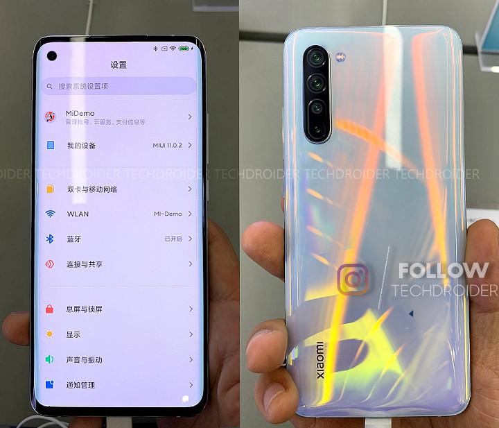 Концепт Xiaomi Mi 10 Pro в формате живых фото: OPPO, ты ли это?