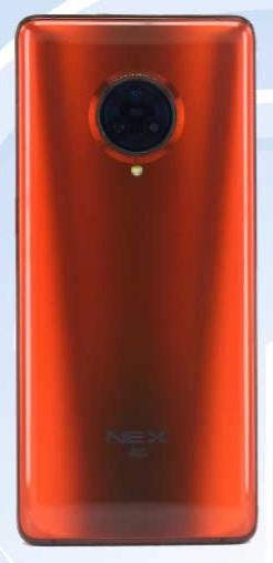 Оранжевый Vivo NEX 3 показался на фото: Snapdragon 865 на борту?