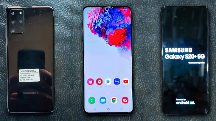 Европейская цена Samsung Galaxy S20, S20+, S20 Ultra и Galaxy Z Flip