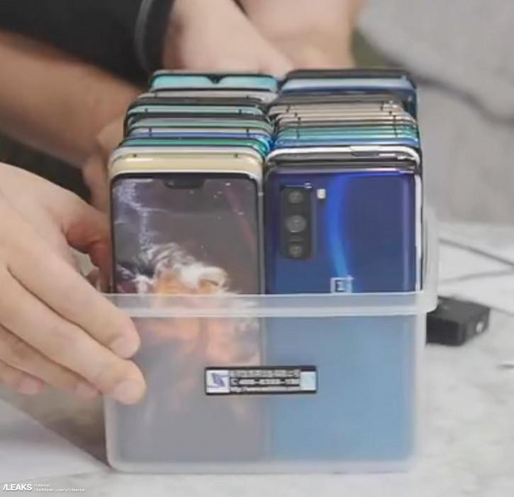 Прототип OnePlus 8 Lite показался на фото подтверждая утечки