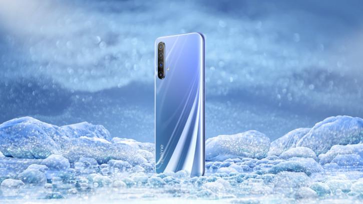 Все характеристики Realme X50 – главного 5G-середняка в январе