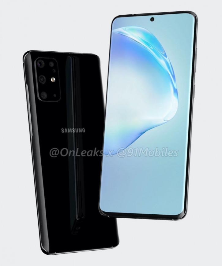 Больше подробностей по фишкам камеры Samsung Galaxy S20 из One UI 2