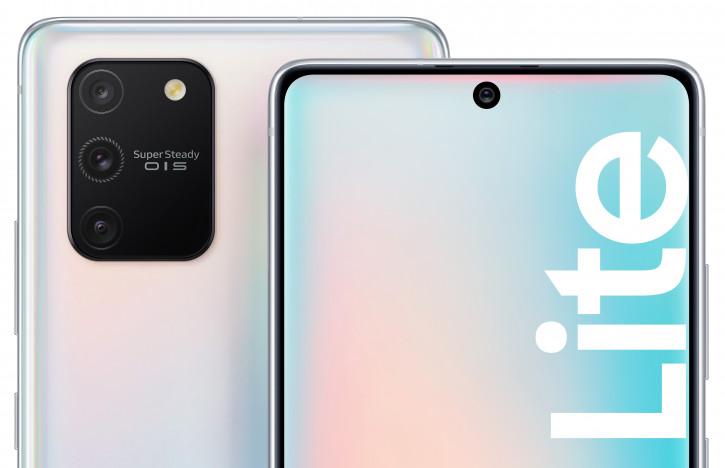 Новогоднее застолье удалось: Samsung Galaxy S10 Lite лучше Galaxy S10