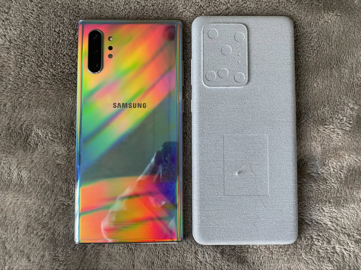 Он вам не iPhone: названа еще одна фишка Samsung Galaxy S20 Ultra