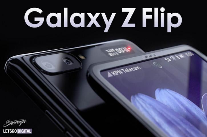 Российская цена Samsung Galaxy Z Flip: доступной раскладушки не будет
