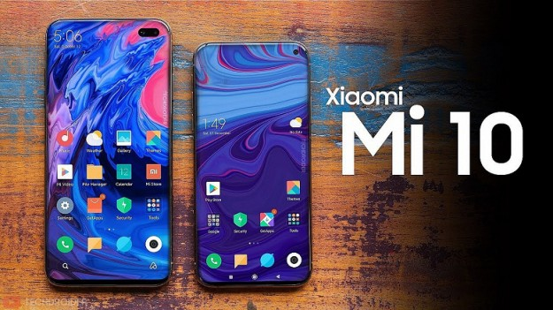 Наконец стало известно всё о Xiaomi Mi 10 Pro