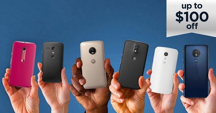 Motorola снизила стоимость сразу девяти смартфонов