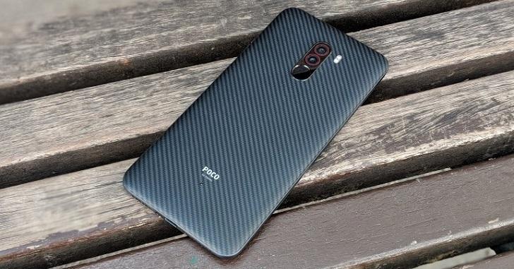 Pocophone F1 получил MIUI 11 с Android 10