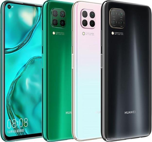 Смартфон Huawei Nova 7i получит чип Kirin 810 и четверную камеру