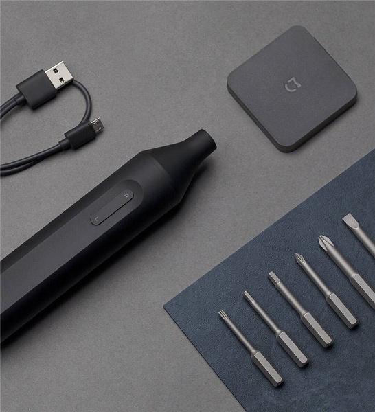 Xiaomi анонсировала электрическую отвёртку за 20 долларов