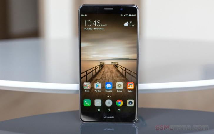 Huawei Mate 9 получит Android 10 и EMUI 10