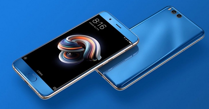 Xiaomi намекает на анонс нового смартфона Mi Note