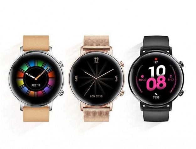Смарт-часы Huawei Watch GT 2 42 мм уже в Украине - цена от 4999 грн