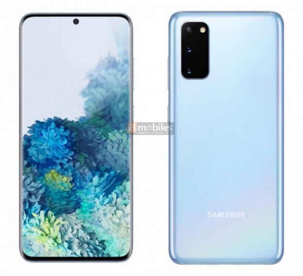 Samsung Galaxy S20 получит специальную версию для ряда стран