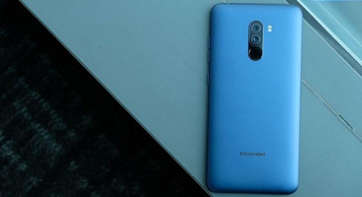 Xiaomi Pocophone F2 будет представлен в апреле
