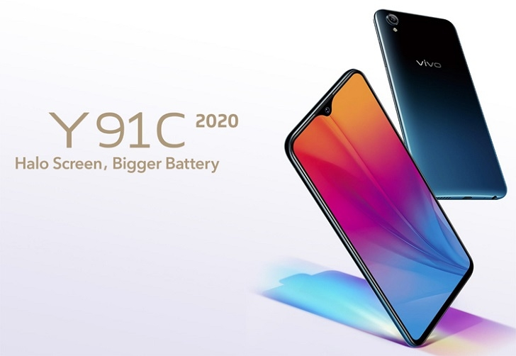 vivo анонсировала недорогой смартфон Y91C 2020