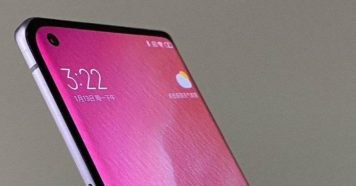 Xiaomi Mi 10 получит