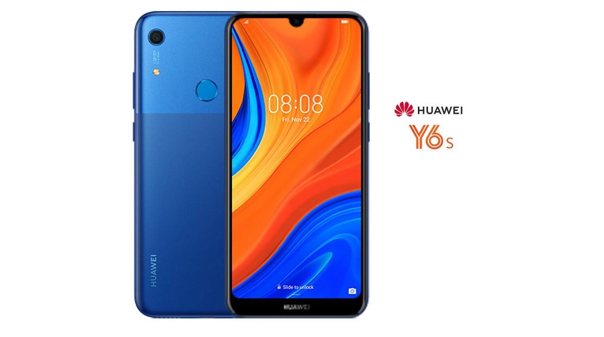 Бюджетный смартфон Huawei Y6s: что изменилось в новинке