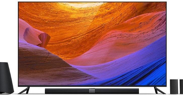 4K телевизор Xiaomi Mi TV 4S 75