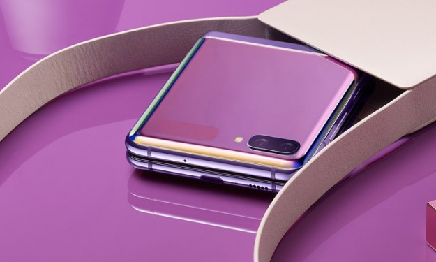 Концепт-рендер демонстрирует смартфон-раскладушку Samsung Galaxy Z Flip 2
