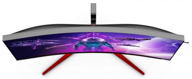 Представляем AOC AGON AG353UCG - сверхширокий игровой монитор с диагональю 35 дюймов, частотой обновления 200 Гц и G-Sync Ultimate