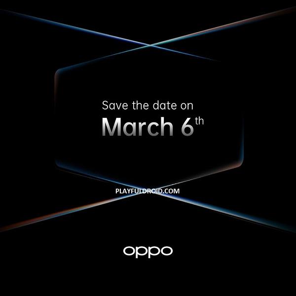 Стала известна официальная дата выхода OPPO Find X2