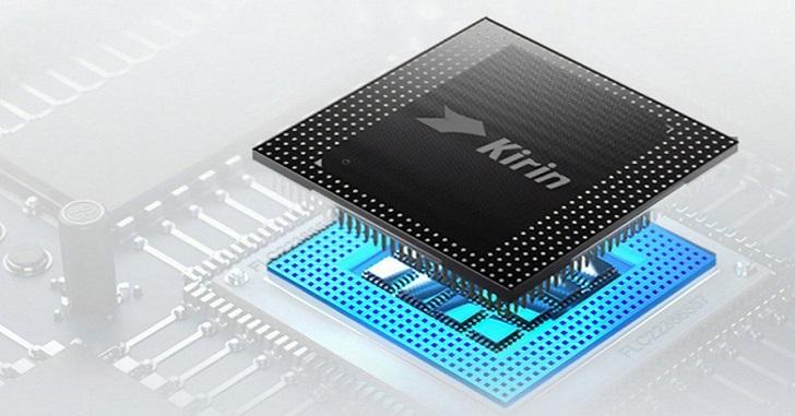 Huawei представит процессор Kirin 820