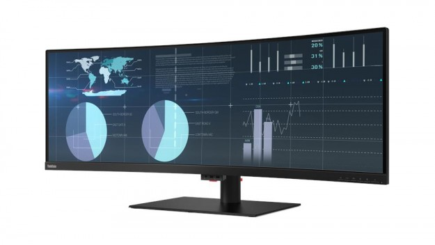 Новый уровень производительности с Lenovo ThinkVision P44w