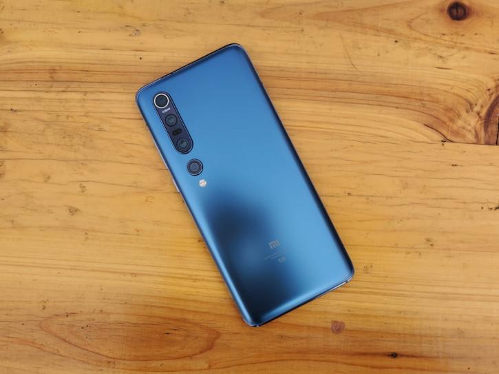 50% за 14 минут: скорость зарядки Xiaomi Mi 10 Pro на графике