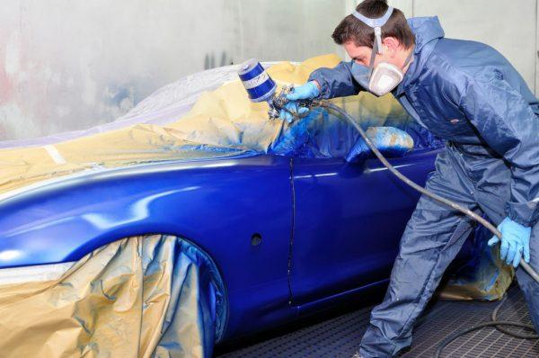 Качественная и быстрая покраска авто