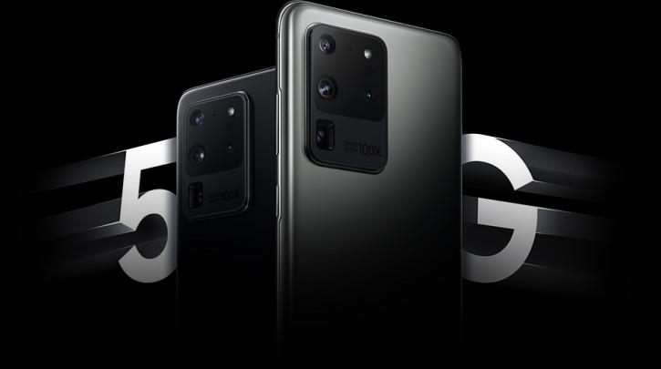 Анонс Galaxy S20 Ultra – смартфон-телескоп или все лучшее от Samsung