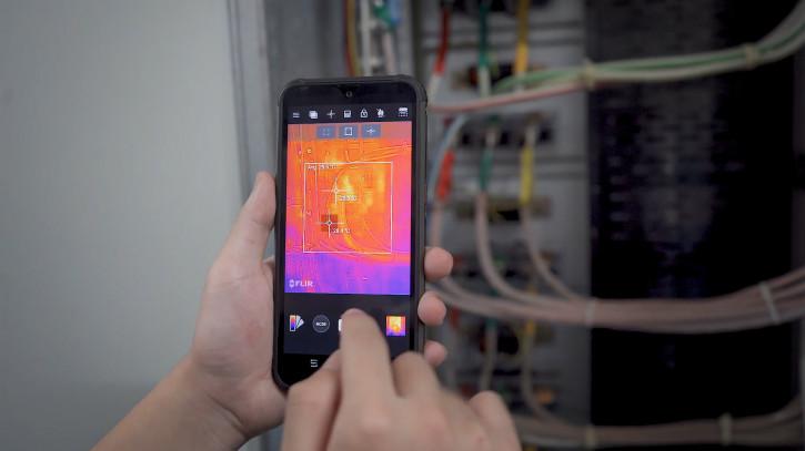 Blackview BV9800 Pro: защищённый смартфон с тепловизором