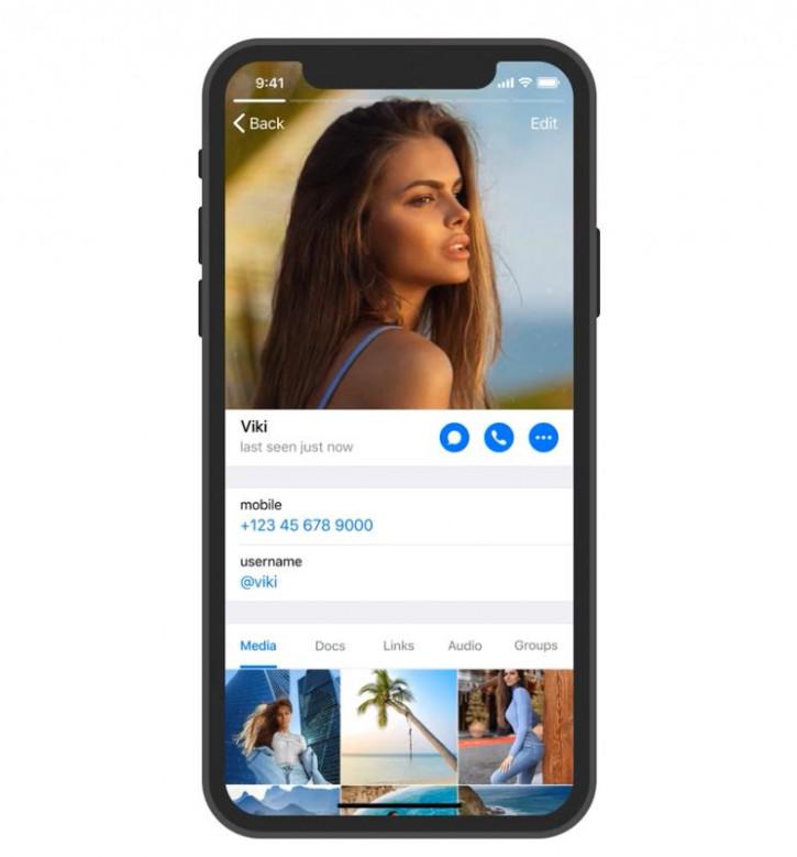 Большое обновление Telegram: новый дизайн и возможности Tinder